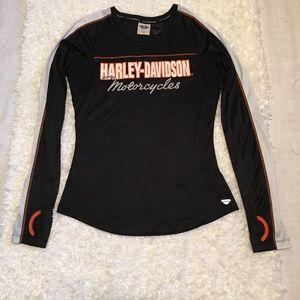 Harley Davidson Long-Sleeved Shirt